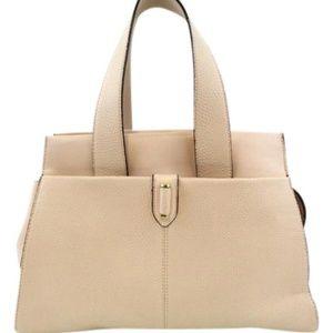 Maisie Collection Vegan Double Strap Shoulder Bag